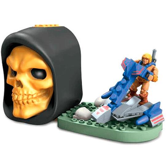 He-Man Jet Sled Masters of the Universe MOTU Mega Construx