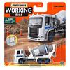 Cement  King HD Working Rigs Matchbox 1:64