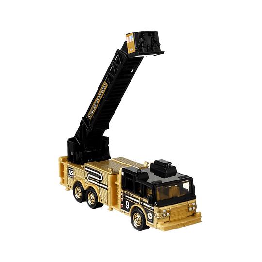 Pierce Velocity Platform Truck Working Rigs Matchbox 1:64