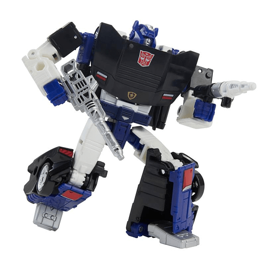 Deep Cover Deluxe Class Generations Selects WFC Transformers
