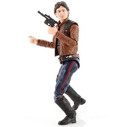 "Han Solo W16 The Black Series 6"""