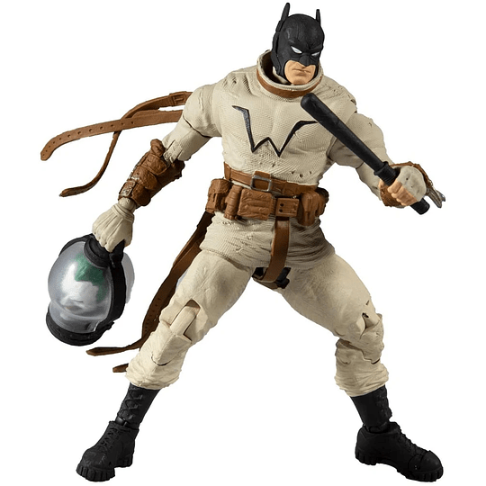 Batman Wave 3 Last Knight on Earth Bane BAF DC Multiverse
