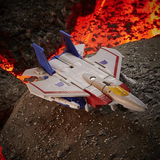 Starscream Core Class W2 Kingdom WFC Transformers