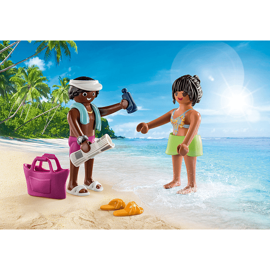 Pareja de Vacaciones Duo-Pack 70274