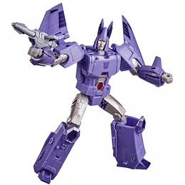Cyclonus W1 Voyager Class Kingdom WFC Transformers