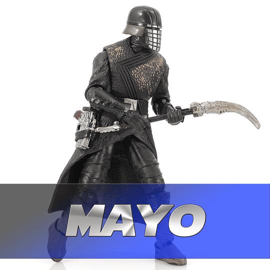 Knight Of Ren The Black Series 6