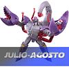 Scorponok W3 Deluxe Class Kingdom WFC Transformers