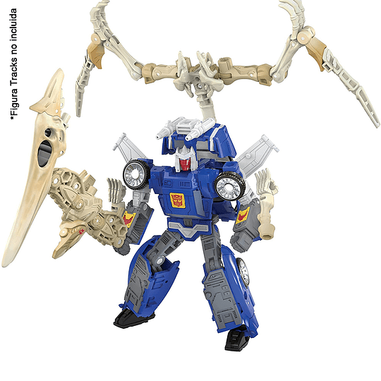 Wingfinger W3 Deluxe Class Kingdom WFC Transformers