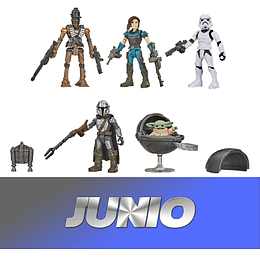 Defend the Child Mission Fleet Star Wars