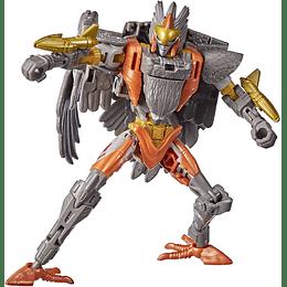 Air Razor W2 Deluxe Class Kingdom Transformers