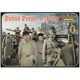 Polish People's Army M095 1:72
