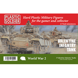 Tanques de infantería Valentine