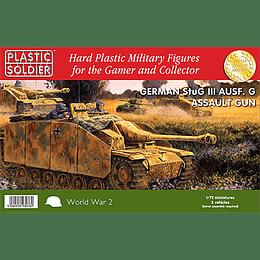 Cañones de asalto alemanes Stug III Ausf. G
