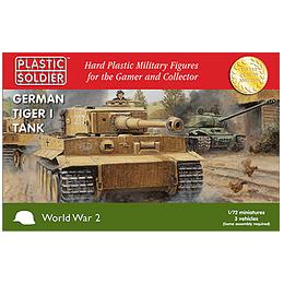 Tanques alemanes Tiger I