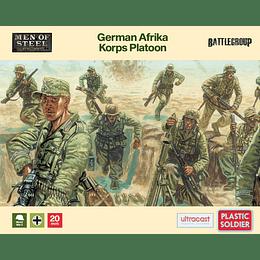 German Afrika Korps Platoon Ultracast