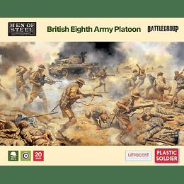 British Eighth Army Platoon Ultracast
