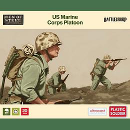 US Marine Corps Platoon Ultracast