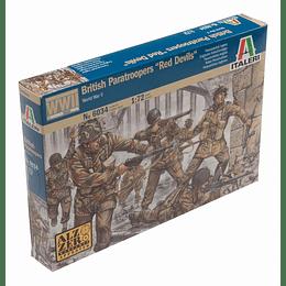 "British Paratroopers ""Red Devils"" Set 6034 1:72"