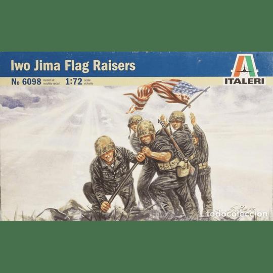 Iwo Jima Flag Raisers Set 6098 1:72