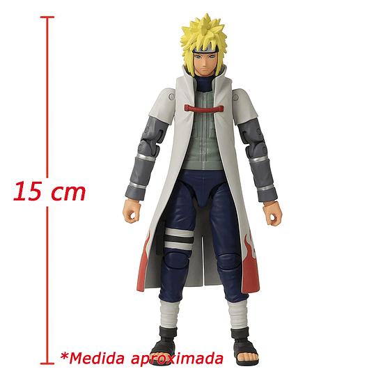 Namikaze Minato Naruto Anime Heroes