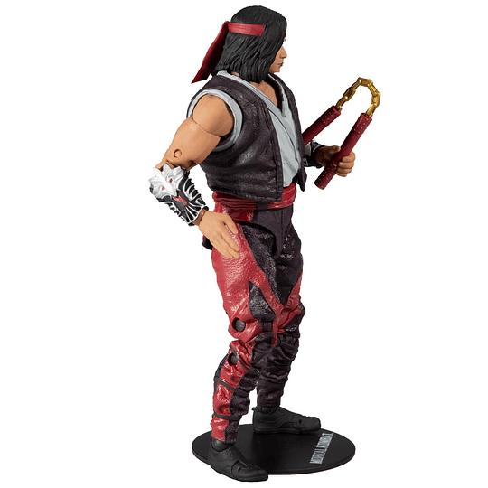 Liu Kang Mortal Kombat 11