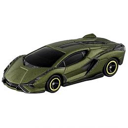 Lamborghini Sián FKP 37 #89 1:66 Tomica