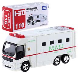 Super Ambulance #116 Tomica