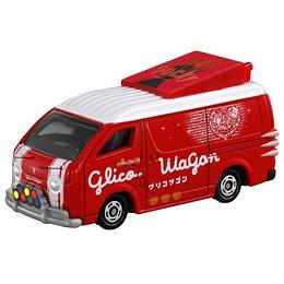 Glico Wagon #58 1:64 Tomica