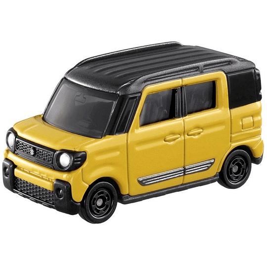 Suzuki Spacia Gear #75 1:57 Tomica