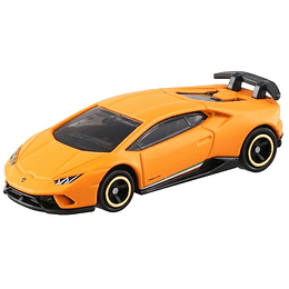 Lamborghini Huracán Performante #34 1:62 Tomica