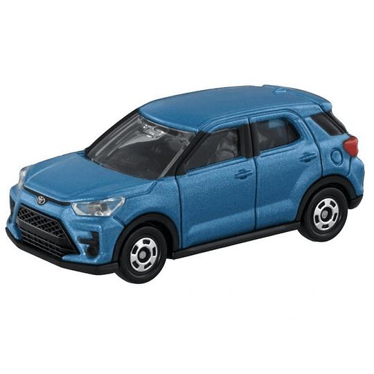 Toyota Raize #8 1:61 Tomica
