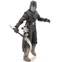 "Knight Of Ren The Black Series 6"""
