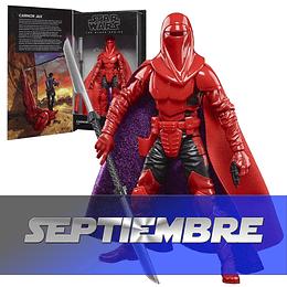 "[Exclusive] Carnor Jax [Kir Kanos] (Crimson Empire) The Black Series 6"""