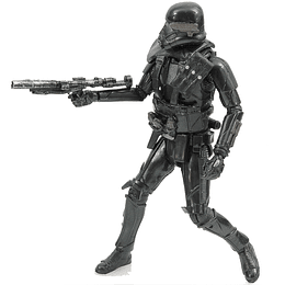 """[Exclusive] Imperial Death Trooper (Carbonized) TVC 3,75"""""""