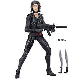 "Baroness, Snake Eyes Origins G.I. Joe Classified Series 6"""