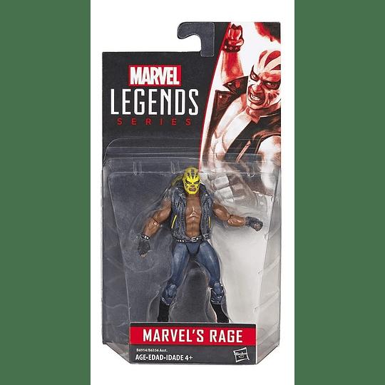 Rage Marvel Legends 3,75
