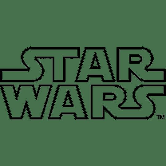 Bolsa con accesorios para figuras Star Wars 3,75