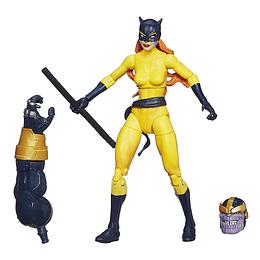 """Hellcat Thanos BAF Marvel Legends 6"""""""