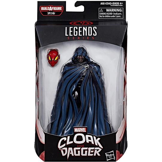 Cloak SP//dr BAF Marvel Legends 6''