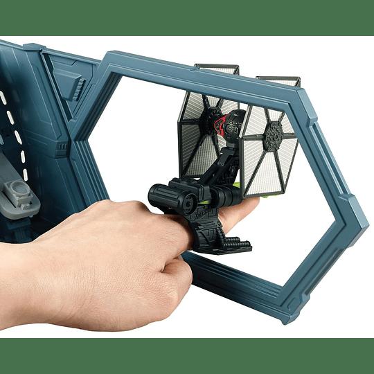 Tie Fighter Blast Out Battle Playset Hot Wheels Star Wars