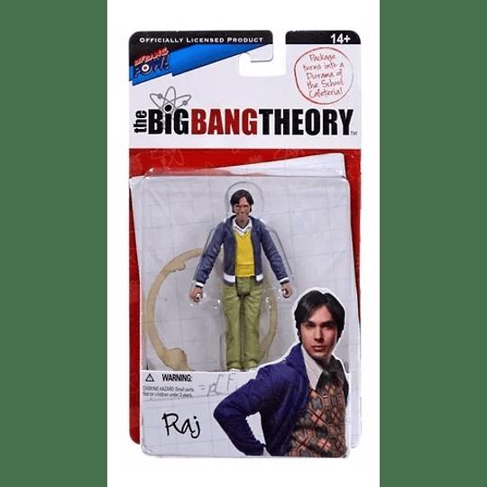 Raj The Big Bang Theory