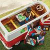 Volkswagen T1 Set 70176 Playmobil