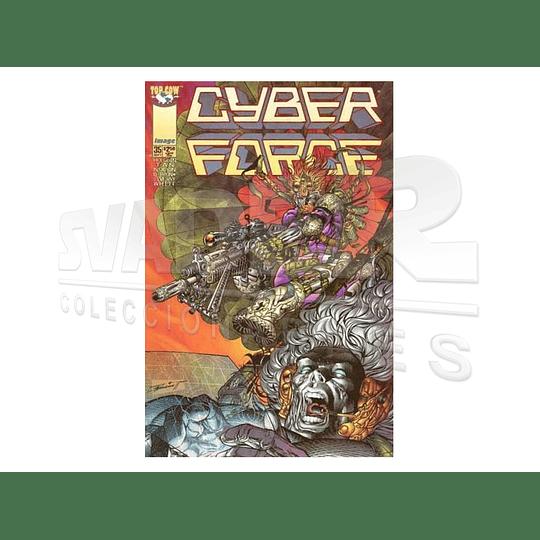 Cyberforce #4 Y Volumen 2 #35