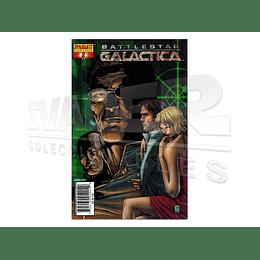 Battlestar Galactica #2