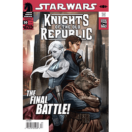 Star Wars Knights Of The Old Republic #50