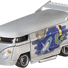 Volkswagen Drag Bus Rick & Morty Hot Wheels Pop Culture 2020