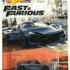 McLaren 720S Fast & Furious Euro Fast Hot Wheels 1:64
