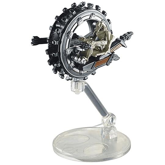 General Grievous' Wheel Bike Hot Wheels Starships