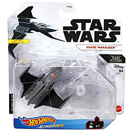 Havoc Marauder The Bad Batch Hot Wheels Starships