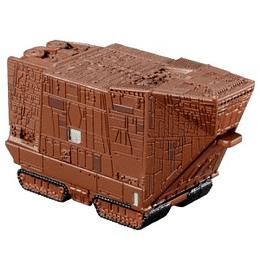 Sandcrawler Hot Wheels Starships